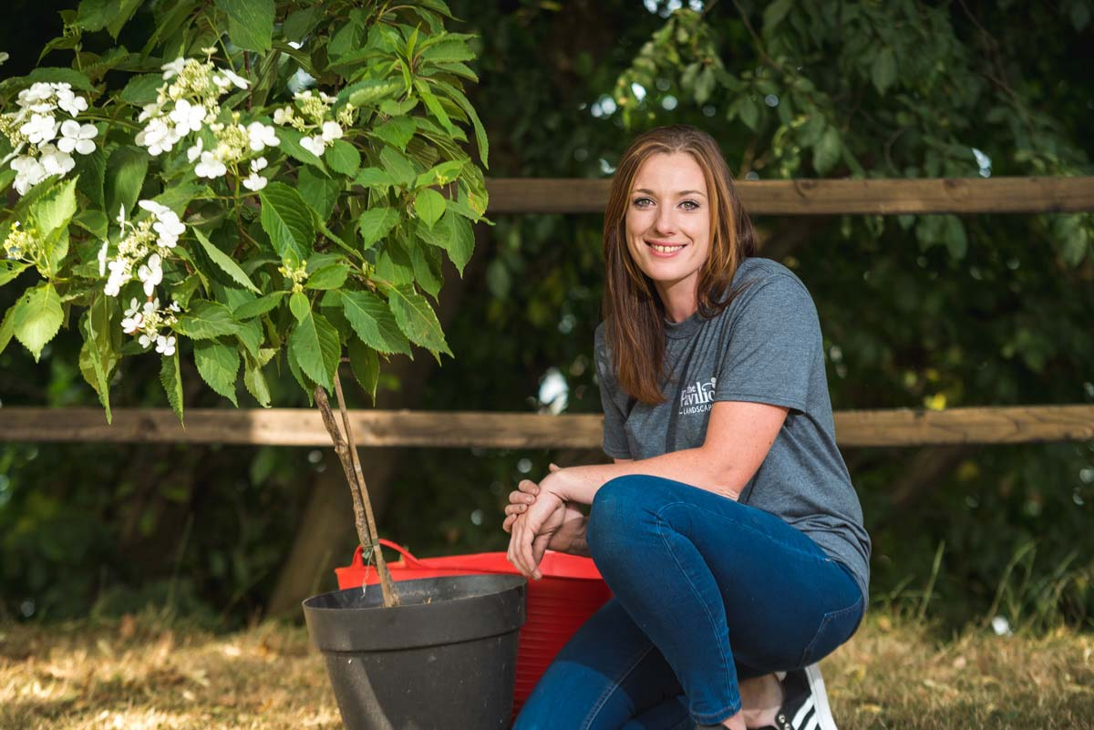 Rachel Cassidy Pavilion Landscapes Maintenance Team Manager & Plants Specialist