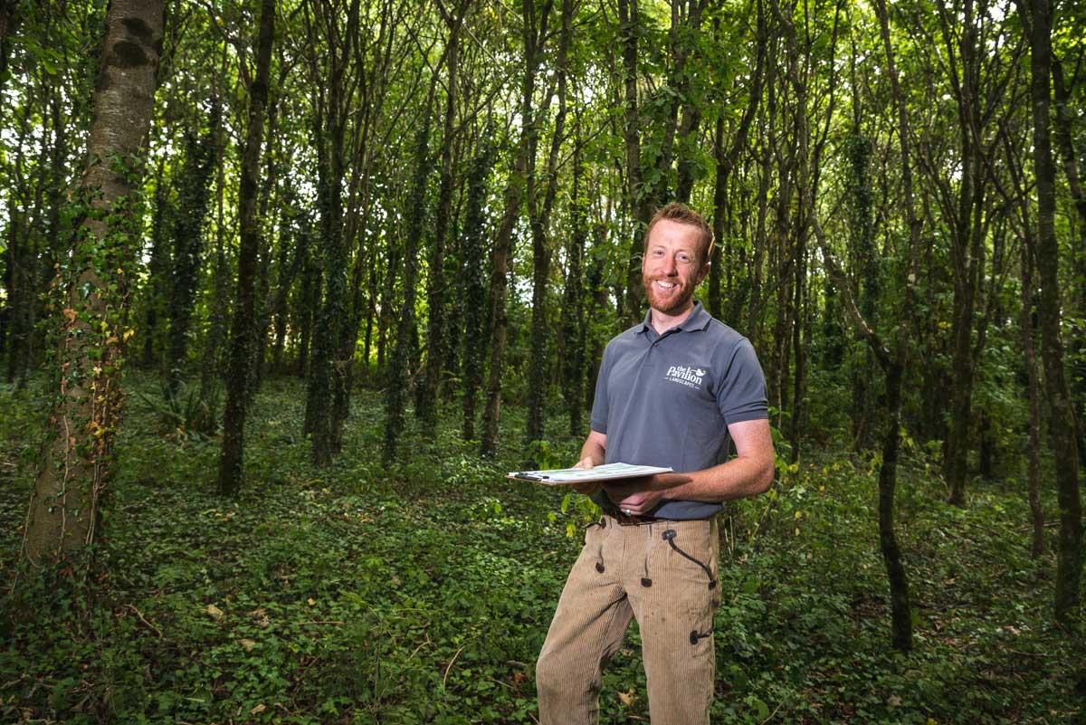 Rob Ó Foghlú Pavilion Landscapes Project Manager