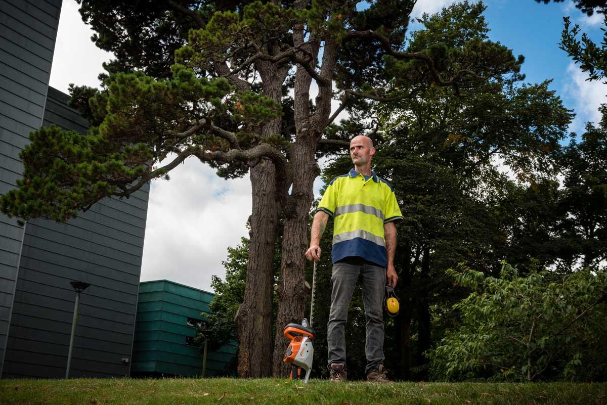 Danny Doody, Pavilion Landscapes Maintenance Specialist